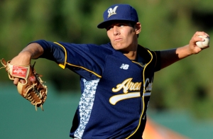 First overall pick Brady Aiken (Photo Credit: Scott Kurtz)