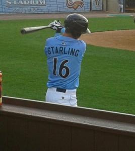 Bubba Starling Wilmington
