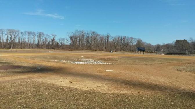 MacLaughlin Field