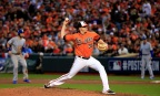 Brad Brach Succeeds In Major League Baseball