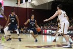Monmouth Basketball Rivalry with Iona Heating Up